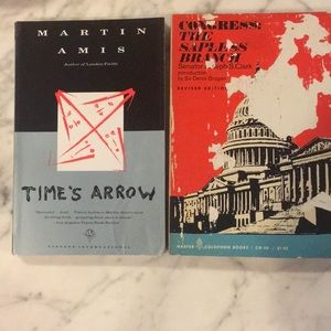Other - Time's Arrow & Congress: The Sapless Branch